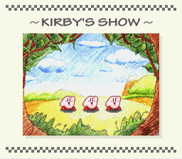 Kirby\'s Star Stacker