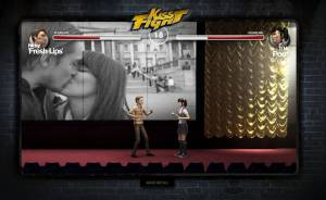 Mentos: Kiss fight