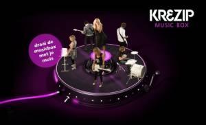 Krezip Music Box