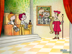 Learn to Play Chess with Fritz & Chesster