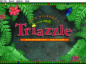 Living Puzzles: Triazzle