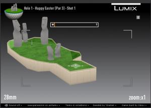 Lumix World Golf
