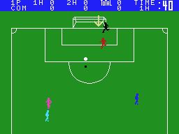 MSX Soccer