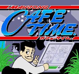 Mahjong Cafe Time