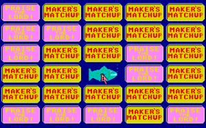 Maker\'s Matchup