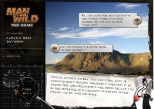 Man vs. Wild: The Game