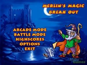Merlin\'s Magic Break Out