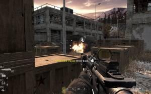 Modern Warfire 2