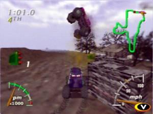 Monster Truck Madness 64