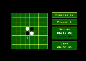 Nemesis IV (Amstrad Disk 50)