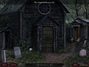 Nightmare Adventures: The Witch\'s Prison