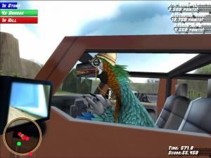Off-Road Velociraptor Safari