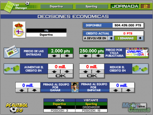 PC Fútbol 3.0