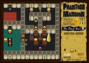 Phantom Mansion II: Treasures of the Seven Seas - The Black Sea