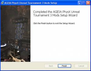 PhysX Extreme Unreal Tournament 3 Mod-Pack