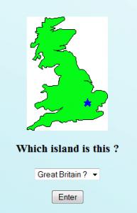 Political Island Geography