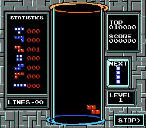 Portal Tetris
