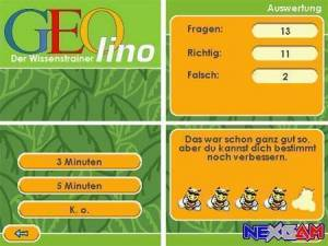 Power Quiz: GEOlino