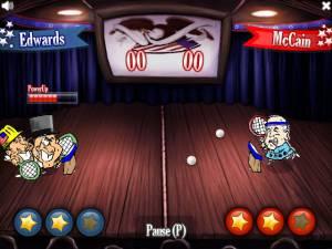 Presidential Pong