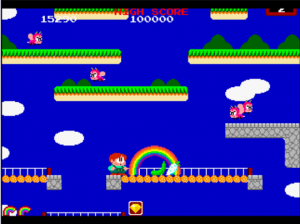 Rainbow Islands: The Story of BubbleBobble2