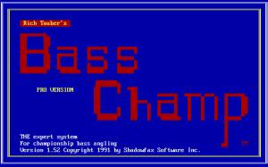 Rich Tauber\'s Bass Champ