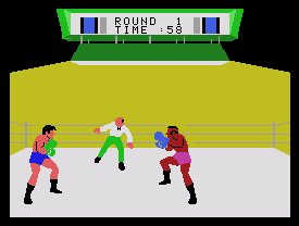 Rocky Super Action Boxing