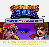 SNK vs. Capcom: Card Fighter\'s Clash