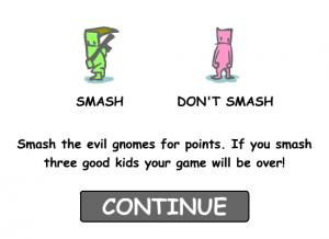 Sack Smash 2001
