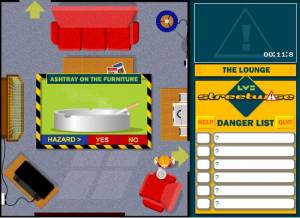 Home Safety Game