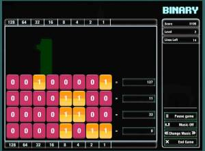 Cisco Binary Game
