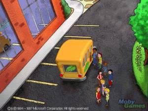 Scholastic\'s The Magic School Bus Explores the Rainforest
