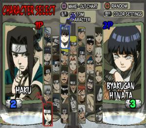 Shonen Jump: Naruto - Ultimate Ninja 2