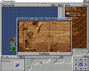 Sid Meier\'s Colonization