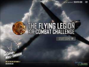 Sky Captain: Flying Legion Air Combat Challenge
