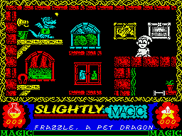 Slightly Magic