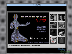 Spectre VR