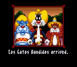 Speedy Gonzales in Los Gatos Bandidos