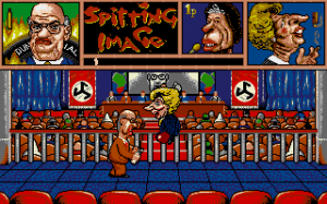 Spitting Image: The Computer Game