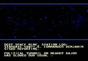 Star Trek: Deep Space Nine: / The Fallen