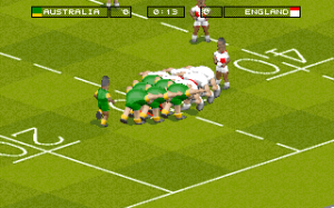 Super League Pro Rugby