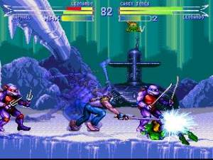 TMNT : Tournament Fighters Remix