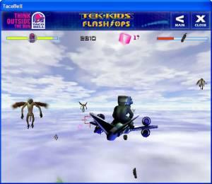Tek-Kids Flash-Ops: Mission: Sky Fortress