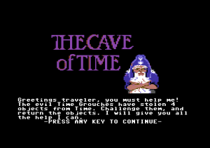 The Cave of Time
