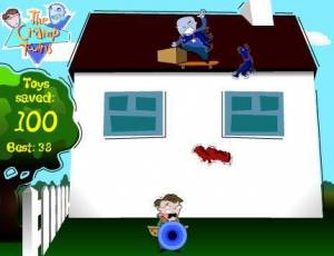 The Cramp Twins: Roof Top Drop