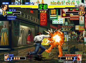 The King of Fighters 2000 / KOF 2000