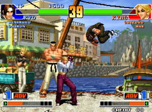 The King of Fighters \'98