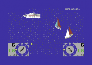 The Official America\'s Cup Sailing Simulation
