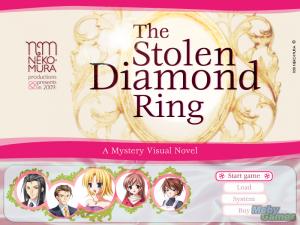 The Stolen Diamond Ring