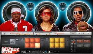 The Verizon Beatbox Mixer
