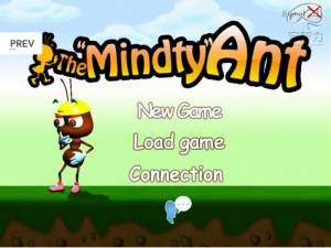 The Mindty Ant